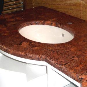 Koupelnová deska kámen