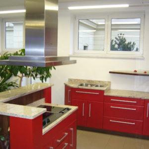 Kuchyňská deska shivakashi pink