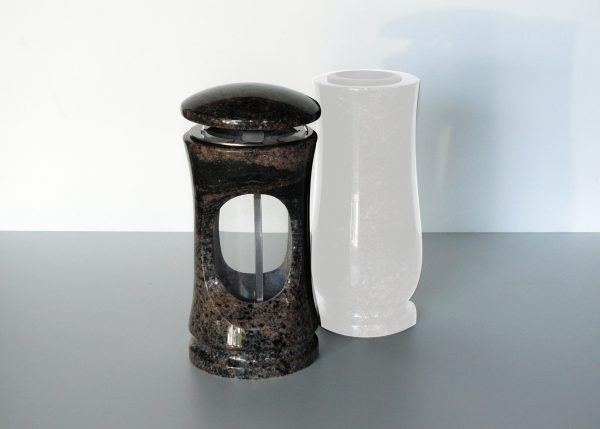 lampa kámen