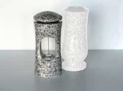 kamenná lampa
