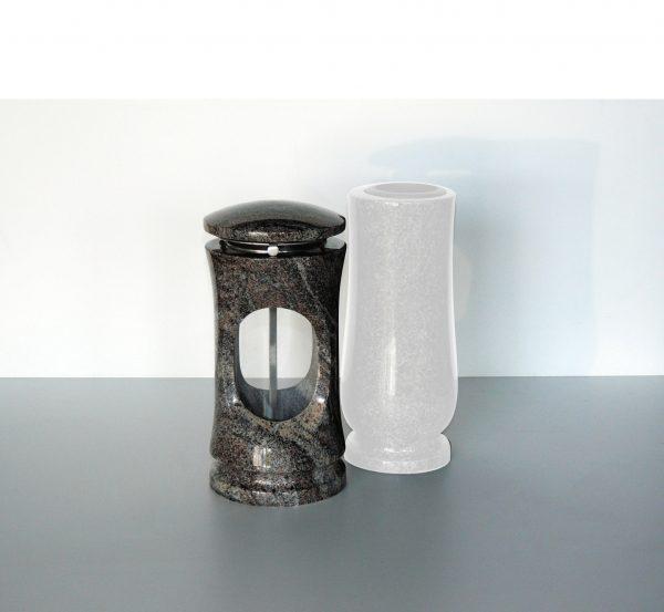 lucerna na svíčku