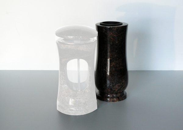 náhrobní váza