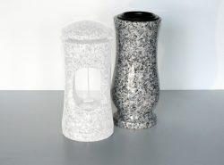 granit váza
