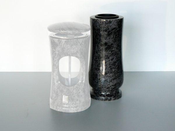 granit vase