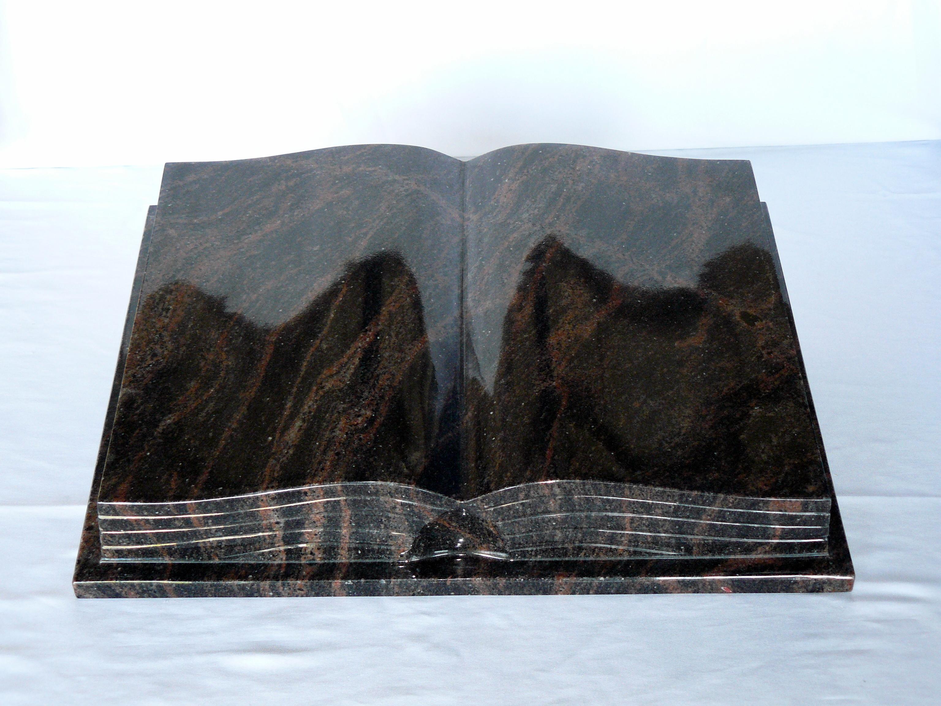 Kniha na hrob