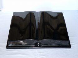Kamenná knížka černá