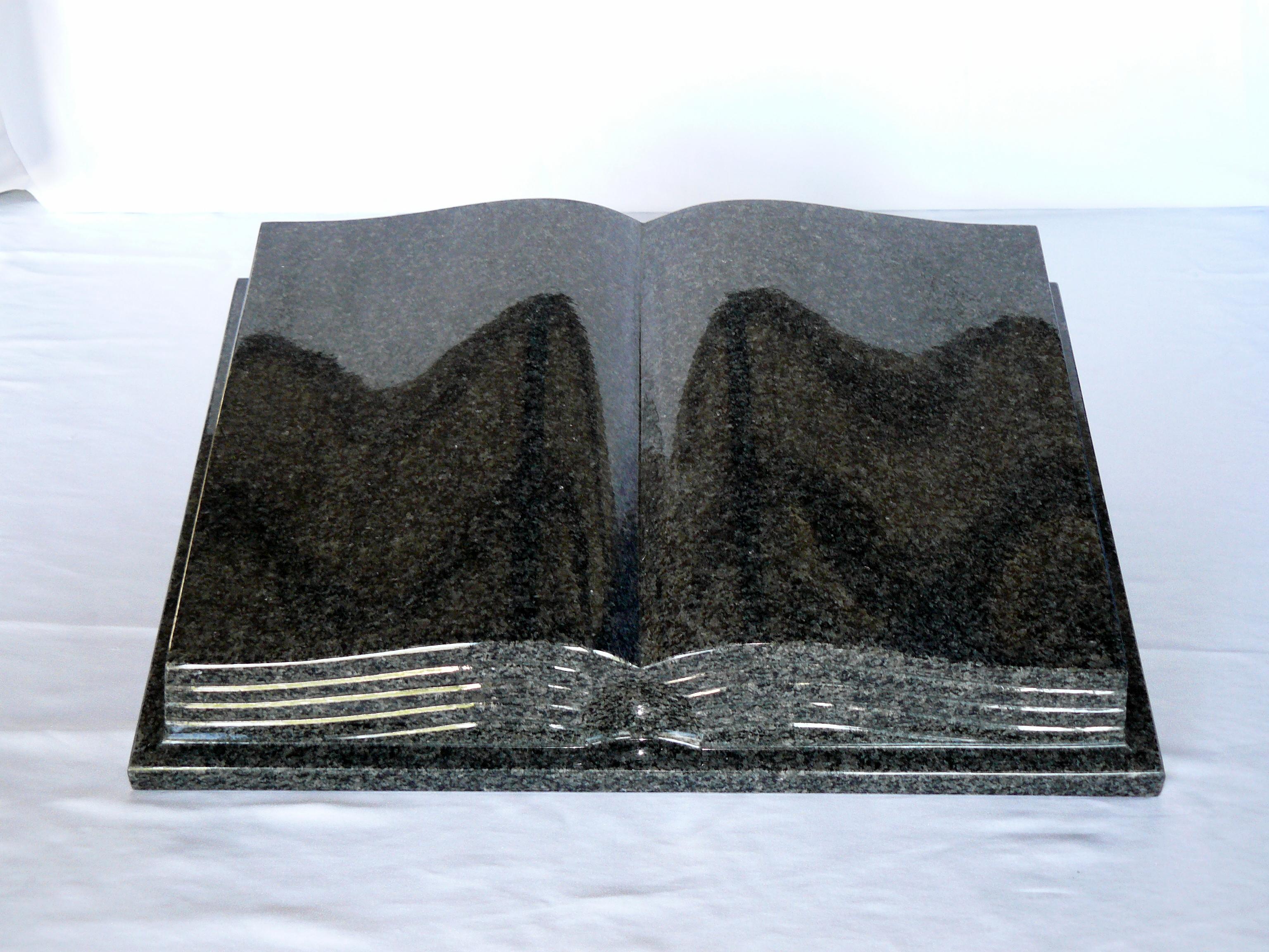 náhrobní knížka